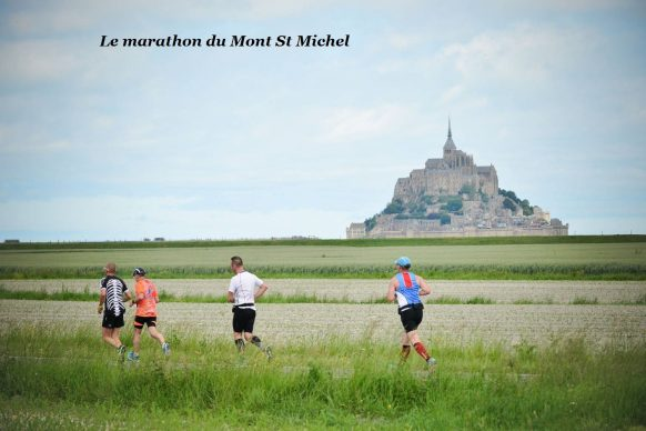 marathon du mont st michel course pied asptt argentan. Black Bedroom Furniture Sets. Home Design Ideas